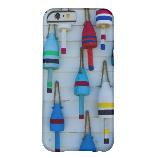 Maine, Stonington, decorative lobster buoys Barely There iPhone 6 Case