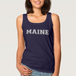 Maine Tank Top