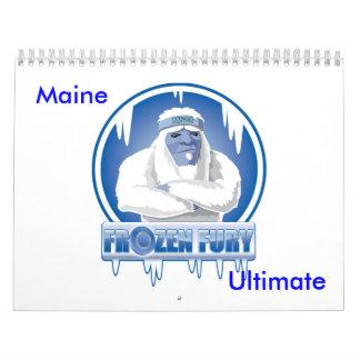 Maine Team Calendar