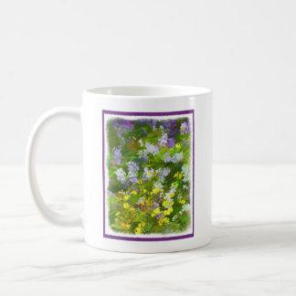 Maine Wildflowers Coffee Mug