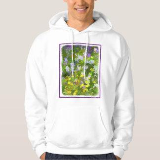Maine Wildflowers Hoodie
