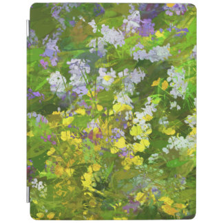 Maine Wildflowers iPad Cover