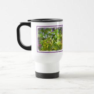 Maine Wildflowers Travel Mug