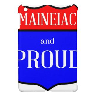 Maineiac And Proud iPad Mini Covers