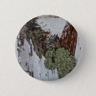 Mainely Birch 2 Inch Round Button