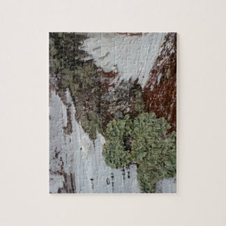 Mainely Birch Jigsaw Puzzle
