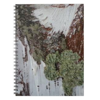 Mainely Birch Notebook