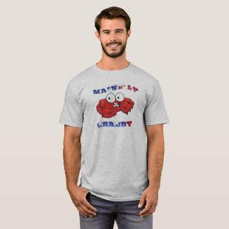 Maine'ly Crabby T-Shirt