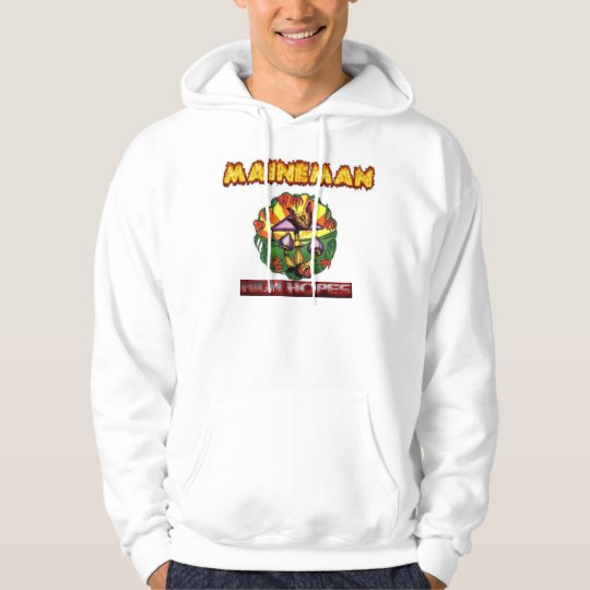 Maineman high hopes hoodie