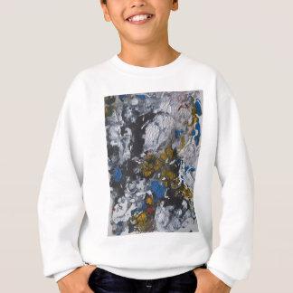 Mainly White Leaves Sweatshirt