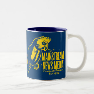 Mainstream News Media Mug