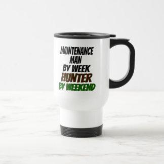 Maintenance Man Hunter Travel Mug