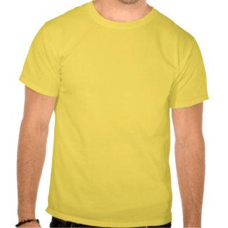 Maintenez calme et continuez la parodie t-shirts