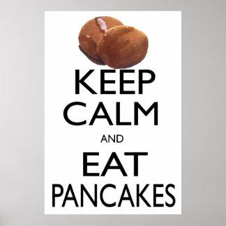 Maintenez calme et mangez les crêpes