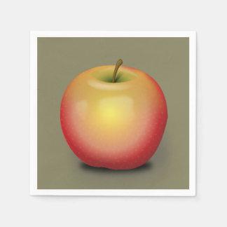 Maintosh Apple Paper Napkins