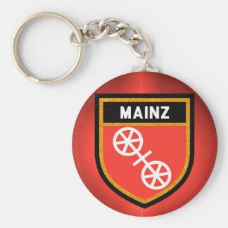 Mainz Flag Keychain