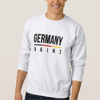 Mainz Germany Sweatshirt