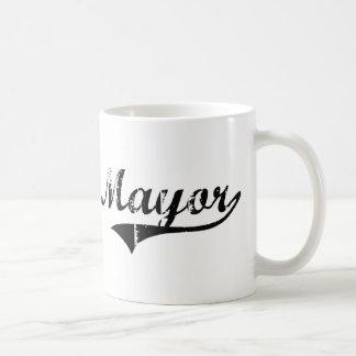 Maire Professional Job Mug