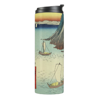 Maisaka, Japan: Vintage Woodblock Print Thermal Tumbler