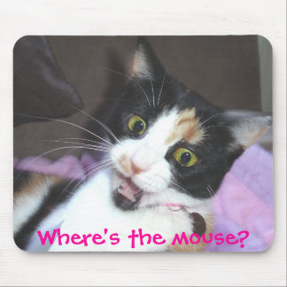 maisie, Where's the mouse? Mouse Pad