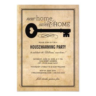 Maison douce à la maison de la partie | de invitation