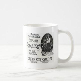 """Maison et école de tween réduisez distance """" mug à café"""