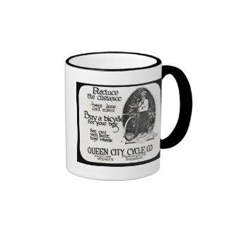 """Maison et école de tween réduisez distance """" tasse à café"""