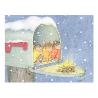 Maison-Souris Designs® - cartes postales