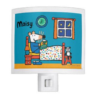 Maisy Ready for Bed Blue Pajamas Nite Lite