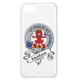 Maitland Clan Badge Cover For iPhone 5C