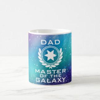 Maître de papa de la tasse de classique de galaxie