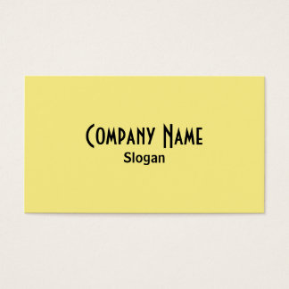 Maize Business Card