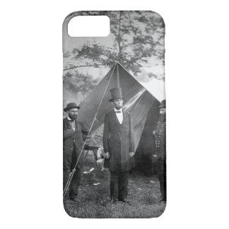 Maj. Allan Pinkerton_War Image iPhone 7 Case