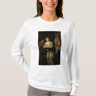 Maja and Celestina on a Balcony, 1805-12 T-Shirt
