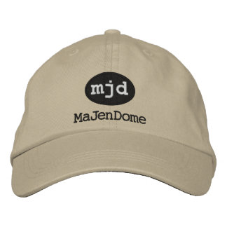 MaJenDome Hat Embroidered Hats