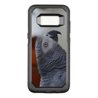 Majestic African Grey Parrot OtterBox Commuter Samsung Galaxy S8 Case