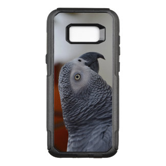 Majestic African Grey Parrot OtterBox Commuter Samsung Galaxy S8+ Case