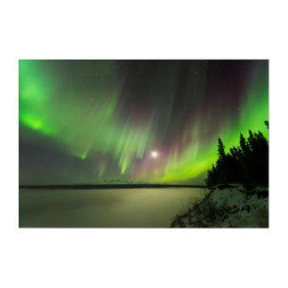 Majestic Aurora Acrylic Print