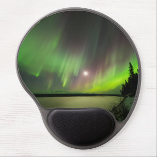 Majestic Aurora Gel Mouse Pad