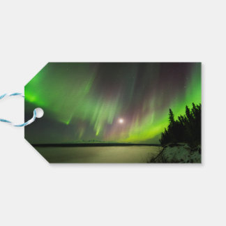 Majestic Aurora Gift Tags