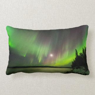 Majestic Aurora Lumbar Pillow