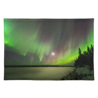 Majestic Aurora Placemat