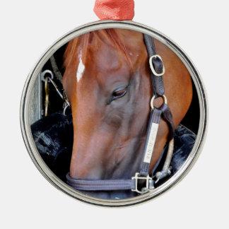 Majestic Bonnie Metal Ornament