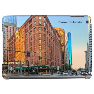 Majestic Brown Palace Hotel At Sunset, Denver, CO iPad Air Covers