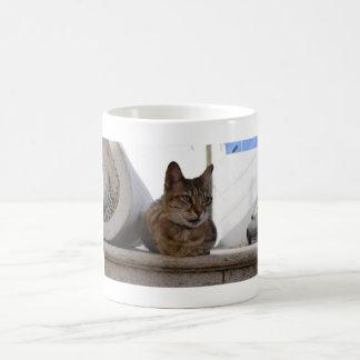Majestic Cat Mug
