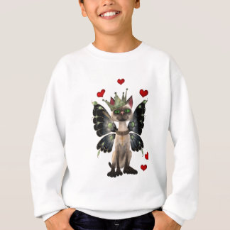 Majestic cat sweatshirt
