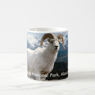 Majestic, Denali National Park, Alaska Coffee Mug
