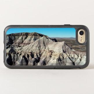 Majestic Desert Mountains, Blue Mesa Badlands OtterBox Symmetry iPhone 7 Case