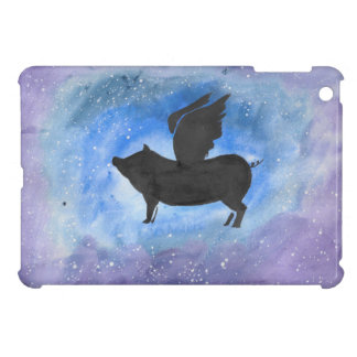 Majestic Flying Pig iPad Mini Cases