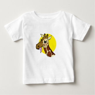 Majestic Giraffe Baby T-Shirt
